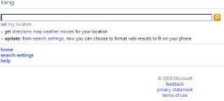 Bing-mobile-homepage