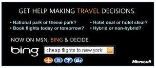 Bing-travel
